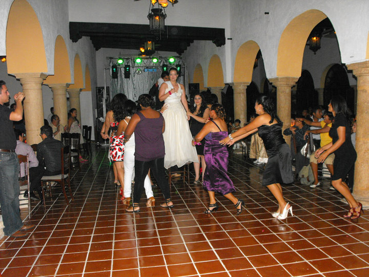 My Mexican Wedding Reception Part 2