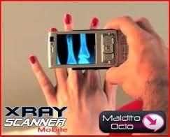 شاهد عضامك مع البرنامج الرهيب السكانر Scaner بكاميرا الموبايل