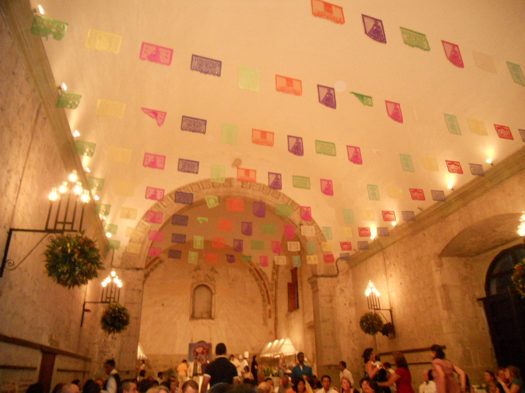 Mexico Today kick-off event in Oaxaca